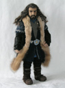 Middle Earth Character Needle-Felted Dolls